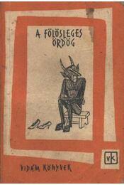 A fölösleges ördög I. - Régikönyvek