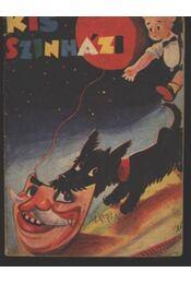 Kis Szinházi Élet 1937. 5. szám - Régikönyvek