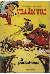 Villám Vili 1 - A postakocsi - Régikönyvek