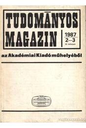 Tudományos Magazin 1987. 2-3. - Régikönyvek
