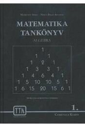 Matematika tankönyv - Régikönyvek