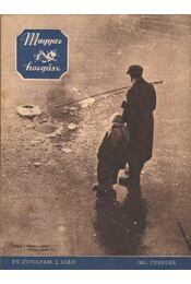 Magyar Horgász 1961. évf. (hiányos) - Régikönyvek