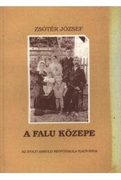 A falu közepe - Régikönyvek
