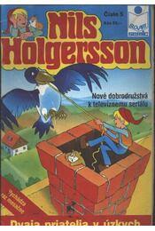 Nils Holgersson (cseh) - Régikönyvek