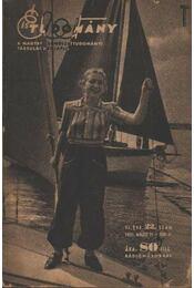 Élet és Tudomány 1951. május VI. évf. 22. szám - Régikönyvek