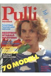 Pulli 1990/1. (tavasz-nyár) - Régikönyvek