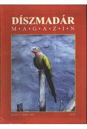 Díszmadár magazin 1995. év (teljes) - Régikönyvek