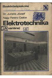Elektrotechnika (A variáns) - Régikönyvek
