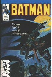Batman 1992/2 március 24. szám - Régikönyvek
