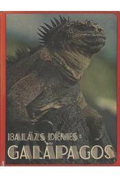 Galápagos - Régikönyvek