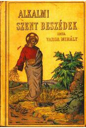 Alkalmi Szent Beszédek - Régikönyvek