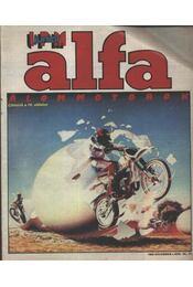 Alfa 1983. december - Régikönyvek