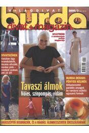Burda 2000/3. - Régikönyvek
