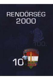 Rendőrségi évkönyv 2000 - Régikönyvek
