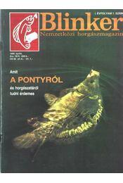 Blinker 1990. április I.évfolyam 1. szám - Régikönyvek
