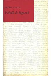 Flóták és lugasok - Régikönyvek