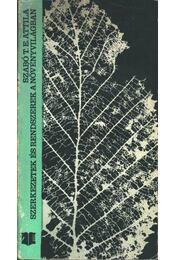 Szerkezetek és rendszerek a növényvilágban - Régikönyvek