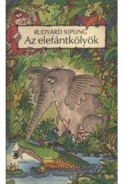 Az elefántkölyök - Régikönyvek