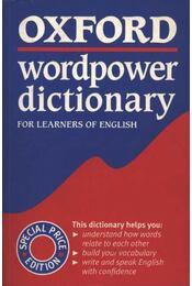 Oxford Wordpower dictionary - Régikönyvek