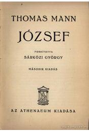 József - Régikönyvek