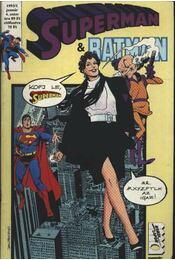 Superman és Batman 1993/1. - Régikönyvek