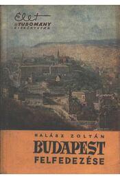 Budapest felfedezése - Régikönyvek