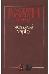 Moszkvai napló - Régikönyvek