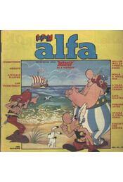 Alfa 1984. december - Régikönyvek