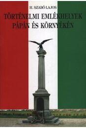 Történelmi emlékhelyek Pápán és környékén - Régikönyvek