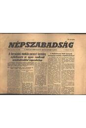 Népszabadság 1956. dec. 11. - Régikönyvek