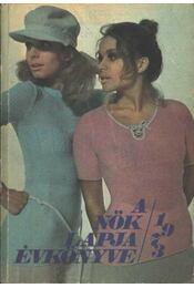 A Nők Lapja Évkönyve 1973 - Régikönyvek