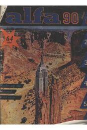 Alfa 90/február - Régikönyvek