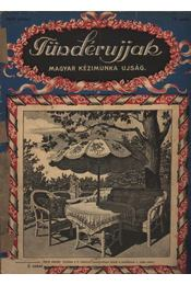 Tündérujjak 1926. június 14. szám - Régikönyvek