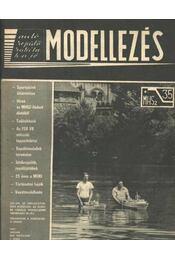 Modellezés 1983. évfolyam - Régikönyvek