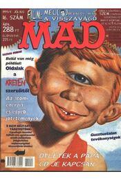 Mad 1999/4 július 16. szám - Régikönyvek