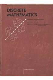 Discrete mathematics - Régikönyvek