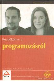 Kezdőkönyv a programozásról - Régikönyvek