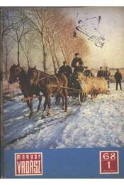 Magyar Vadász 1968. évfolyam (teljes) - Régikönyvek