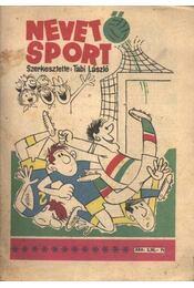 Nevető Sport - Régikönyvek
