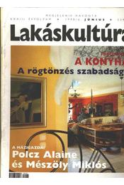 Lakáskultúra 1998/6. június - Régikönyvek