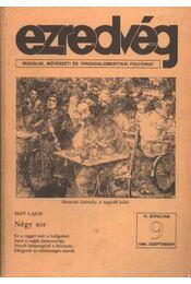 Ezredvég 1996/9. szám - Régikönyvek
