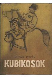 Kubikosok - Régikönyvek