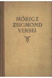 Móricz Zsigmond versei - Régikönyvek