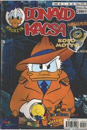Donald Kacsa 2000/10 - Régikönyvek