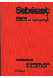 Sebészet I. kötet - Régikönyvek