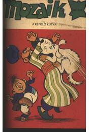 A repülő kutya (Mozaik 1977/5.) - Régikönyvek