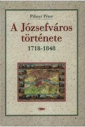 A Józsefváros története I-II. kötet - 1718-1848, 1849-1896 - Régikönyvek