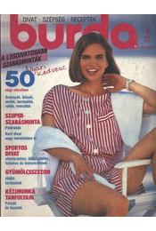 Burda 1991/6. június - Régikönyvek