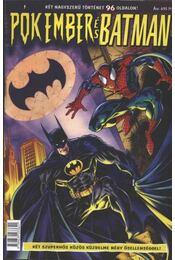 Pókember és Batman - Régikönyvek