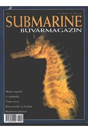 Submarine 2001. nyár 6. szám - Régikönyvek